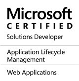 Microsoft Certified Solutions Developer (MCSD)